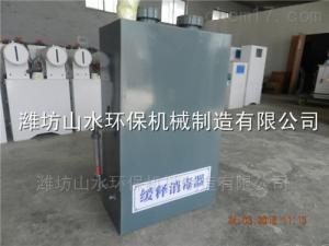 黑龙江海伦乡镇饮用水缓释消毒器实景图片