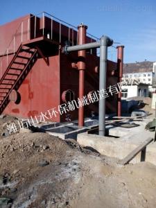 山东潍坊虹吸式一体化净水设备性能结构