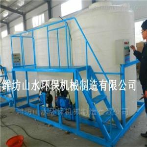 辽宁锦州工业循环冷却加药系统样板图