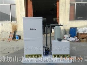 浙江宁波小型门诊医疗污水处理设备技术原理