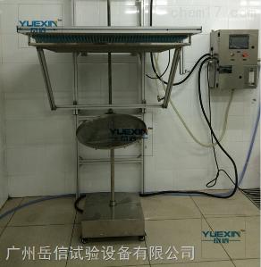 企业定制 IPX12滴雨防水试验机挂墙式