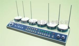 HJ-6 多头磁力搅拌器/多联恒温磁力搅拌器