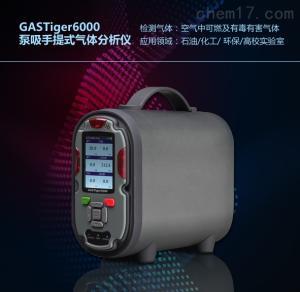 GASTiger6000-NO 手提泵吸式一氧化氮分析仪