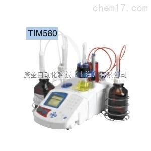 TIM850 哈希TIM58X系列容量法KF水份测定仪