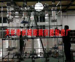 定制大型、复杂、异特、非标反应釜玻璃仪器