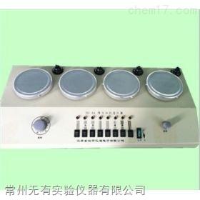 HJ-4 多頭磁力加熱攪拌器
