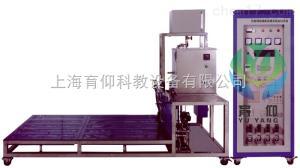 YUYDN-01热能地板辐射采暖实训系统|采暖通风实训装置