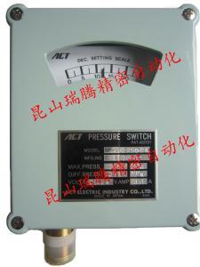 BP-F8-250-CK 日本ACT压力开关Pressure Switch