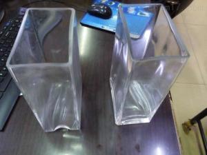100*100 /100*200/200*200 单槽 双槽一体式玻璃层析缸 100*100