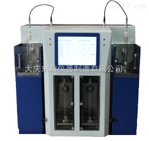 DDDR-5000b 双管自动馏程测定仪