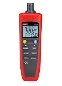UT332 優利德UT-332數字溫濕度表 UT332 USB聯電腦分析數據傳輸