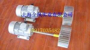 高温输送专用加长轴风机/高温循环加长轴电机风机