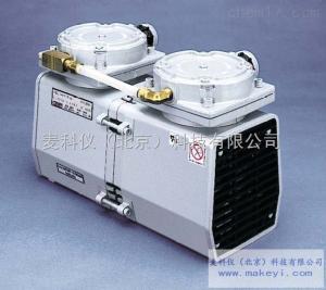 无油隔膜式气泵 型号:MOA-P101-CD