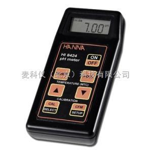 MKY-HI8424微電腦酸度pH-氧化還原ORP-溫度°C測定儀