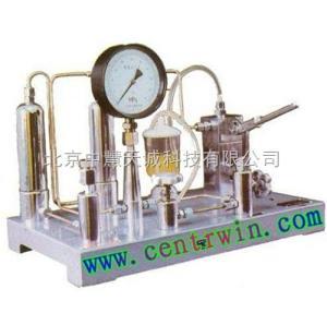 ZH6849 压力表氧气表两用校验仪  型号:ZH6849 中慧
