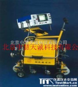 ZH1280 手推式铁路钢轨探伤仪  型号:ZH1280 中慧