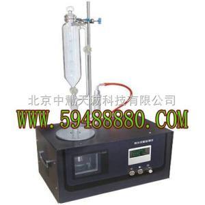 WZU/7001A 微小流量监测仪(气体)  型号:WZU/7001A 中慧