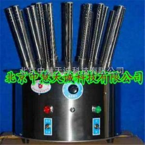 STLY-12 全不锈钢气流烘干器/玻璃仪器气流烘干器  型号:STLY-12 中慧