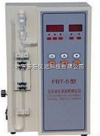 ZX-FBT-5 数显勃氏透气比表面积仪