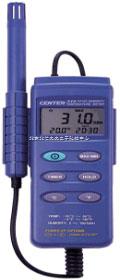 HG04-CENTER310 温湿度表 温度湿度测量表 手持式温湿度表 境湿度测量专用温湿度表
