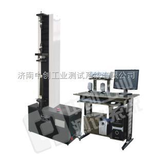 500公斤力的彈簧拉壓試驗機,山東濟南生產彈簧力學實驗室設備