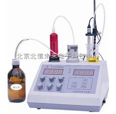 JC16- ZD-3A 自动电位滴定仪 非水滴定分析仪 高精度PH计