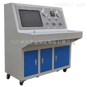 XYG-16MPa 胶管总成爆破试验机原理、16mpa管材静水压强度测定设备