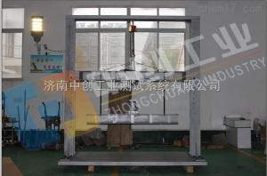 CPVC管道内水压力强度试验台、济南中创生产管材压缩检测设备