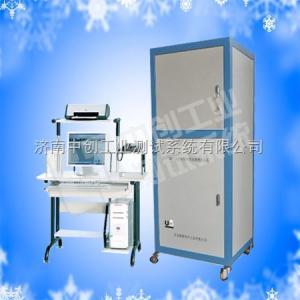 玻璃钢通讯管静液压强度检测机、玻璃纤维导管爆破实验室设备、消音管破坏试验设备