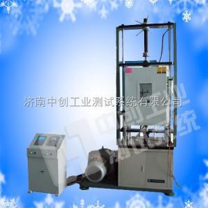 2噸高低溫減震彈簧疲勞試驗機、20KN高低溫伸縮彈簧使用壽命檢測機、耐久性測試機