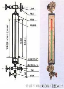 HG5 HG5型玻璃管液位計