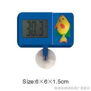 CW-2702 表盤溫度計,指針式魚缸溫度計,水族指針式溫度計