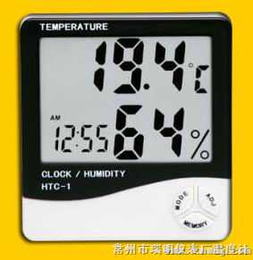 HTC-1 數字溫濕度計,數字溫濕度計,數字溫濕度計生產工廠,小孩洗澡房里面用的溫度計