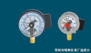 電接點壓力表      制冷表、電接點壓力表