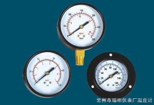 Y-60  Y-系列一般压力表