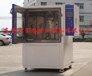 IPX9K高温高压冲水试验箱