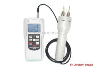 AM-128PS 安妙针式/感应两用式水分仪皮革水分测量仪