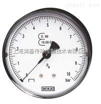 111.14 德国WIKA压力表轮胎用压力表