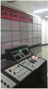 TYCSGD-21 城市轨道交通列车电气回路系统教学平台|城市轨道交通类产品系列