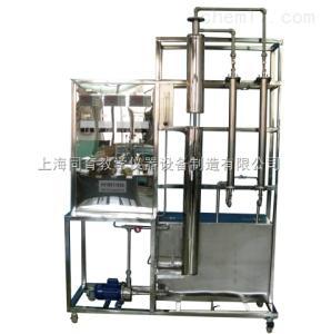 TYMZF 單管升膜蒸發實驗裝置 化工實驗裝置