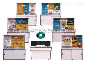 TYMRDB-2型 电机与变压器陈列柜(6个分柜、带智能语音讲解)|电机实验实训设备