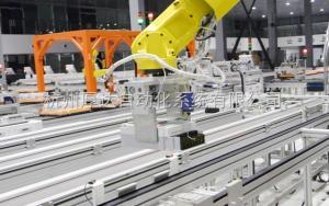 三相電能表兼容信息采集終端自動化檢定系統