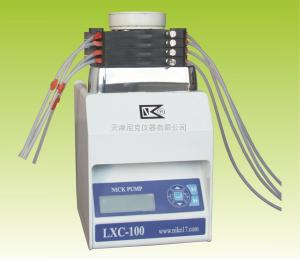 LXC100 LXC100分配智能型蠕动泵天津生产尼克仪器标准蠕动泵厂家新品直供