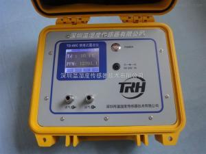 TD-60C 塑膠干燥便攜式露點儀