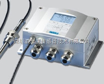 維薩拉露點和溫度變送器系列DMT340