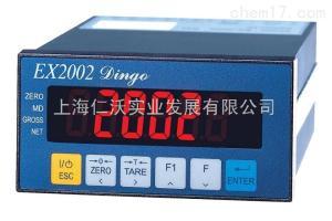 英展控制仪表 可上下限报警的称重显示器,上海英展EX2002控制仪表,英展电子称