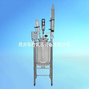 S212-80L双层玻璃反应釜