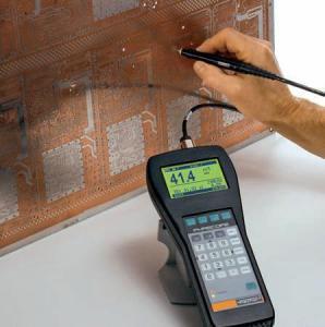 菲希爾銅厚測量儀PMP10