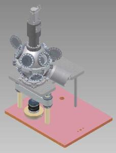 TE 91 高真空螺旋轨道SOT/四球摩擦试验机