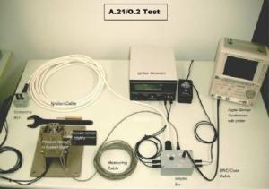 A.21/O.2型氧化性液体试验仪